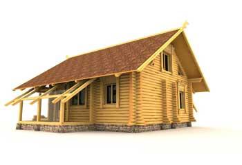 Железобетонные сваи для деревянныз домов и бани