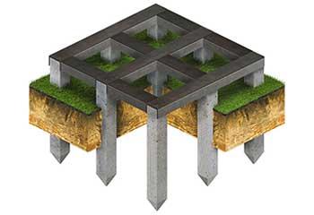 Для строительства кирпичных домов, деревянных домов (из бруса и брёвен).